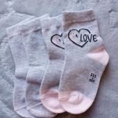 Комплект носочків.Розмір 19-22