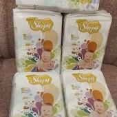 Детские подгузники Sleepy New Mini (3-6 кг) 54 шт