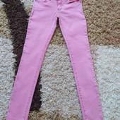 Розові джинси!!!