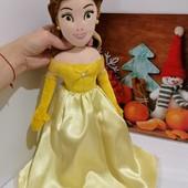 Большая кукла. Принцесса Бель. Дисней оригинал! 45 см