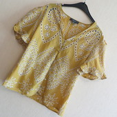 Блуза из прошвы Primark (uk 14 ,р.L)