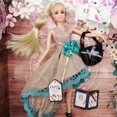 """лялька Емілі   лялька """"Emily"""" в пишній спідниці   Лялька Емілі з аксесуарами  """