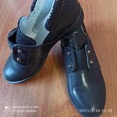 Последняя пара! Очень качественные красивые туфельки к весне 34р.
