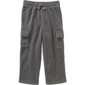 Флисовые штанишки мальчикам Garanimals, 24 мес (86 - 92 см)