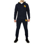 Мужской спортивный костюм от бренда m&collection 2 (европа), темно-синий