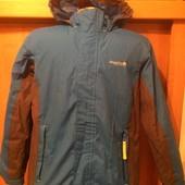 Куртка, термо ветровка, внутри сетка, 9-10 лет 134-140 см. Regatta. состояние отличное