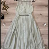 Платье asos 36p Новое невесомое
