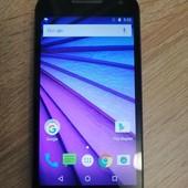 Мобильный телефон Motorola moto G3