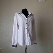 білі сорочка ( спідничка в подарунок) с/м