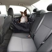 Защитное ограждение накидка для собак в авто! Zoofari
