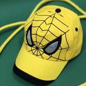 Кепка Человек Паук мега крутая!!! Для настоящего Spiderman