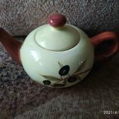 распродажа!!!!!лови лоты!!!! керамический чайник- обьем 0 ,7 л