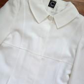 Котонове пальтішко на підкладці (M- L) без слідів носки