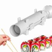 Аппарат для приготовления роллов, прибор для ролов, форма для ролов и суши
