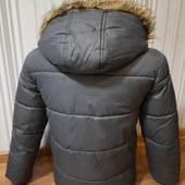 Куртка демісезонна Here+there 134см для двору