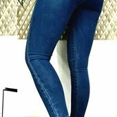 ❤Стильные жен.джинсы американка,стрейч.р.26.Высокая посадка.Турция.ставьте блиц!❤