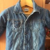 Куртка. пиджак, на синтепоне, размер 18-23 месяцев 86 см, Villa Happ.в идеале