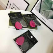 Силиконовый спонж для макияжа, 2 шт в упаковке