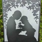 Картина Мама и Сын 59*48см