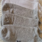 5 пар! Набор! Носки Esmara Германия, размер: 39/42 органический хлопок