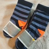 Качественные носки C&A ⚠️ Германия⚠️ 24-26 . В лоте 7 пар