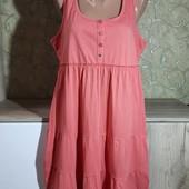 Собираем лоты!!! Трикотажное платье, размер 44