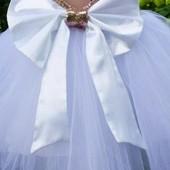 Нереально красивое праздничное платье для малышки