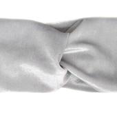 Стильна пов'язочка на голову( доросла або дитяча) білого кольору.