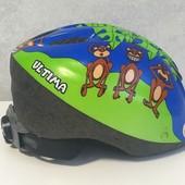 Защитный шлем Ultima для маленьких роллеров, скейтеров и велосипедистов