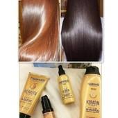 Кератинова серія для волосся