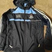 Курточка на флисе(7-8л)134 р