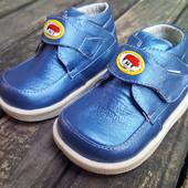 Брендовые детские кроссовки-босоножки Noble нат.кожа,супер качество! Н27
