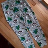 Пижамные штаны Primark, 6-7лет/ 116-122см