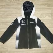 Куртка ветровка на 6-8л