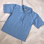 Стоп ! В состоянии новой!❤фирменная футболочка/ поло для мальчика,3-5 лет❤ Много лотов!