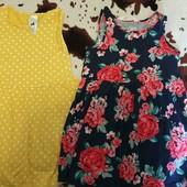 платье 2 шт 98/104