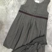 Сарафан+блузка+колготки