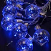 Распродажа штора-нить 200лед 8 режимов есть постоянньlй р.3×2 (вьlсота регул.) синяя в лоте
