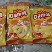 Желейные конфеты,без глютена Damel (бананы) Испания 100г