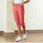 Классные джинсовые капри Esmara Германия размер евро 38