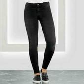 esmara.стильные стрейчевые super skinny. fit с эффектом Push-up евро 42+6