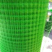 Сетка пластиковая Птичка 1м высота. в лоте (3.8м пог)