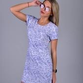 Женское платье-футболка размер М. приятное к телу. Отличное качество. Последнее