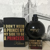 оригінал) мега відливант 15мл) Kilian I don't need a prince by my side to be a princess