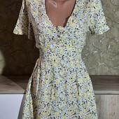 Собираем лоты!!! Лёгкое платье, размер 36,100%вискоза