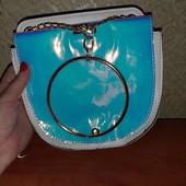 Стильная модная сумка.... забираем...фото реал