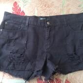 Шорты джинсовые, р. L. FB sister