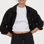 ❤Женские короткие шорты без застежек H&M❤uk 8 - euro 36 - us 4