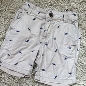 H&M крутые шортики для модника 92-98 см