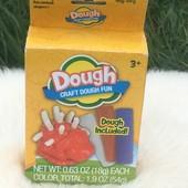 Набор для лепки - масса для лепки Dough 3 цвета + формочка барашек!!! Канада!!!!